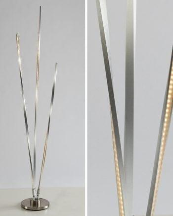 Tri LED Gulvlampe-0