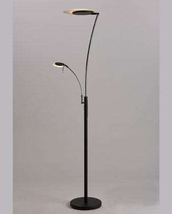 Romeo LED Gulvlampe m/ Lesearm-0