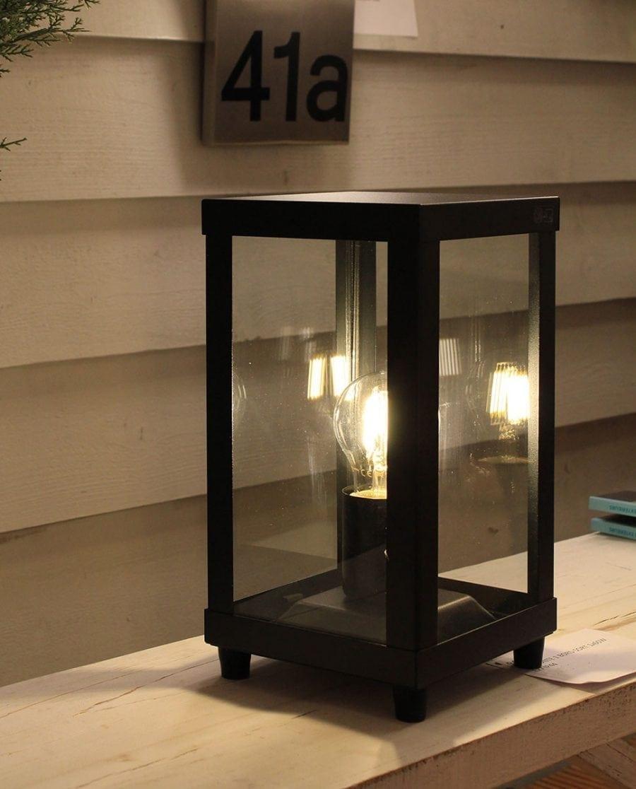 Alamonte 1 Bordlampe Sort-68309