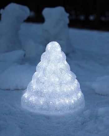 LED Snølykt 80 Lys-0
