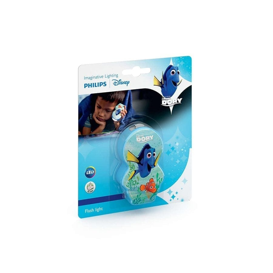 Philips Disney LED Lommelykt Dory-63241