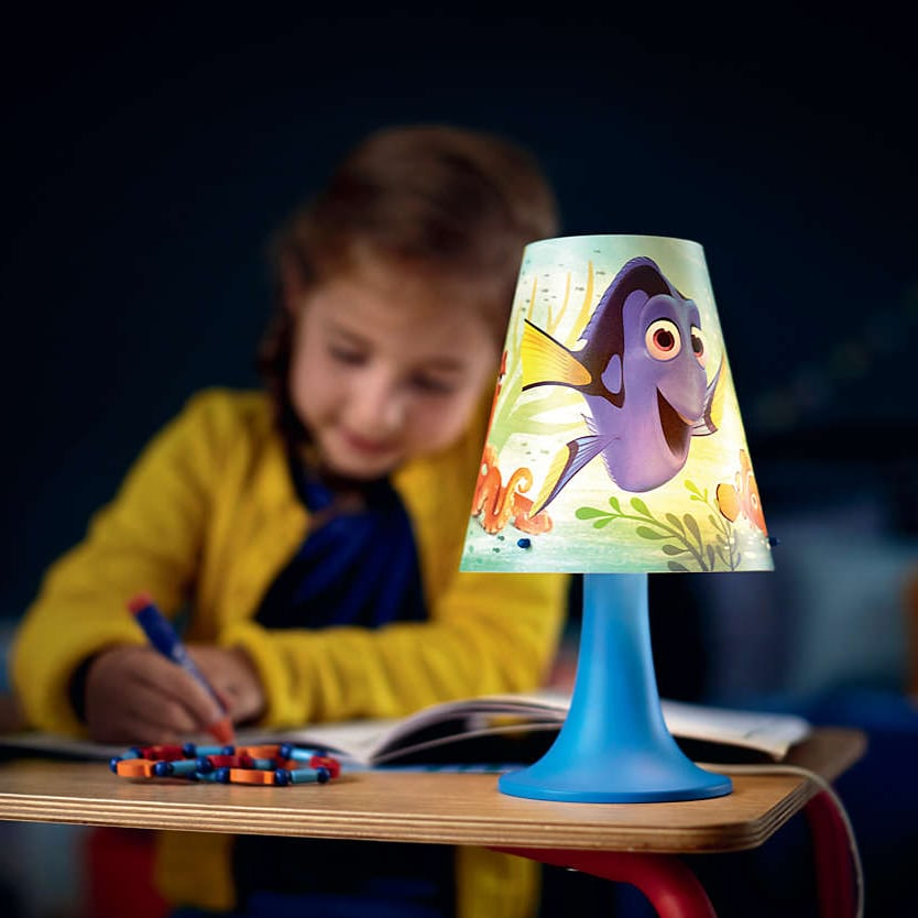 Philips Oppdrag Dory LED Bordlampe-0