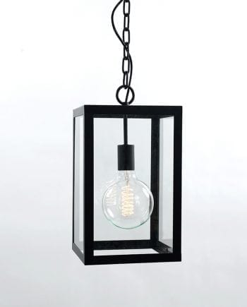 Venezia Taklampe 22 cm 1 Lys-0