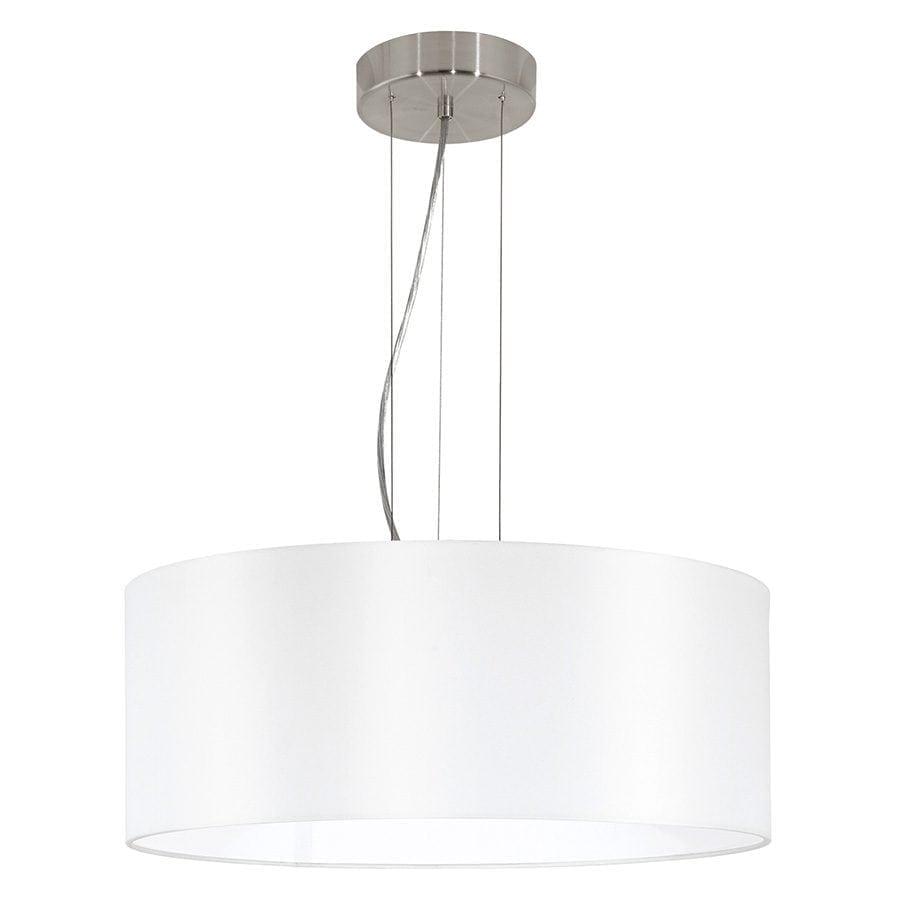 Maserlo Taklampe 53 cm Hvit/Hvit-0