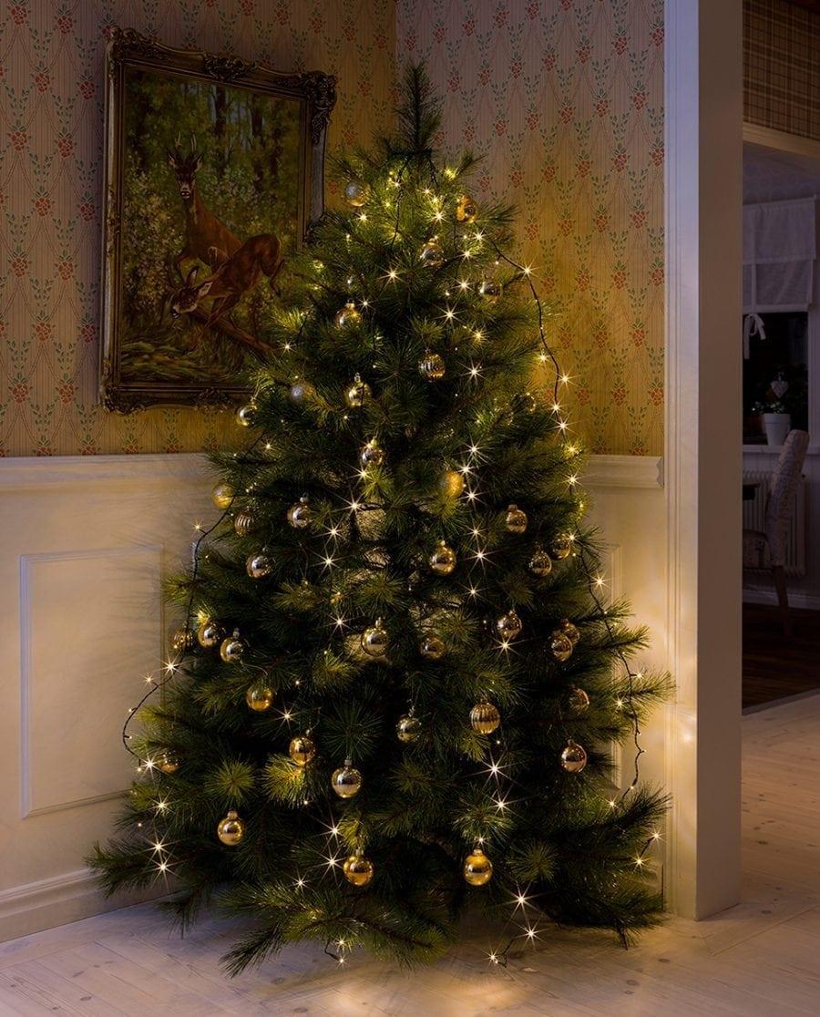 Juletrebelysning LED 5 Lengder 1,8 m 150 Lys-0