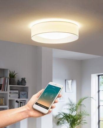Smart Lighting Palomaro-S LED Plafond 2700-6500K-0