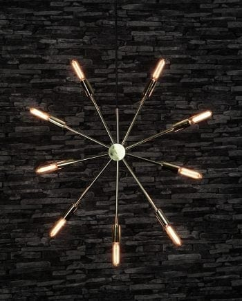 Pix Metallstjerne - flere farger-0