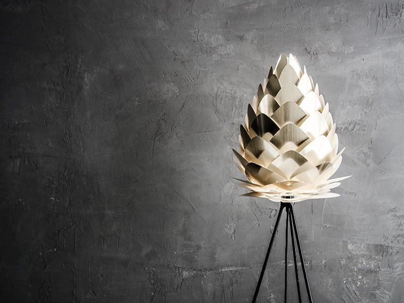 VITA Conia Mini Lampeskjerm Børstet Messing-65820