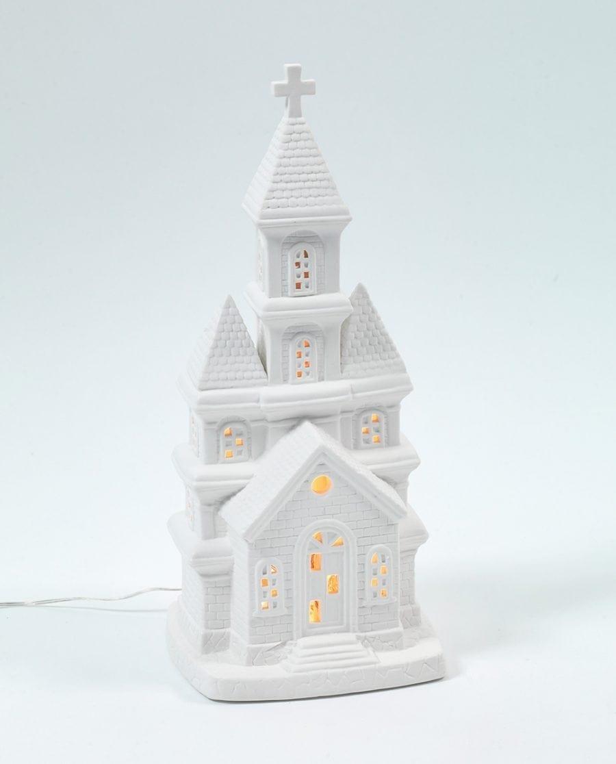 Kirke Porselen 30 Lys-65477