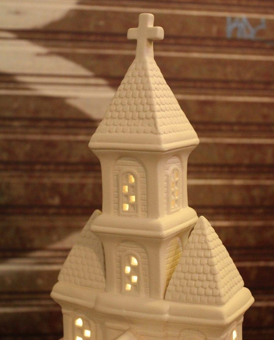 Kirke Porselen 30 Lys-65480
