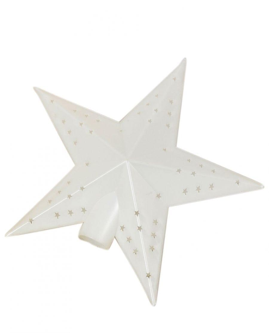 Toppstjerne Hvit-66241