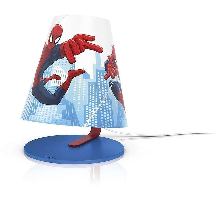 Philips Marvel Spiderman LED Bordlampe-66045