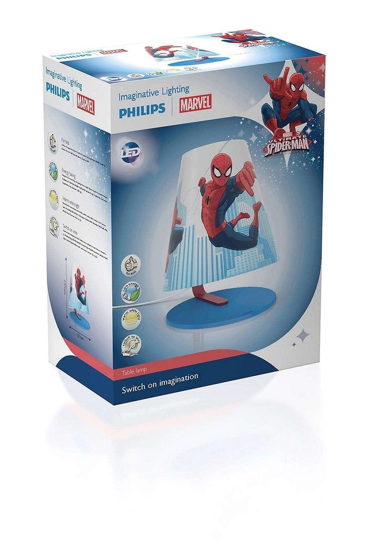 Philips Marvel Spiderman LED Bordlampe-66046