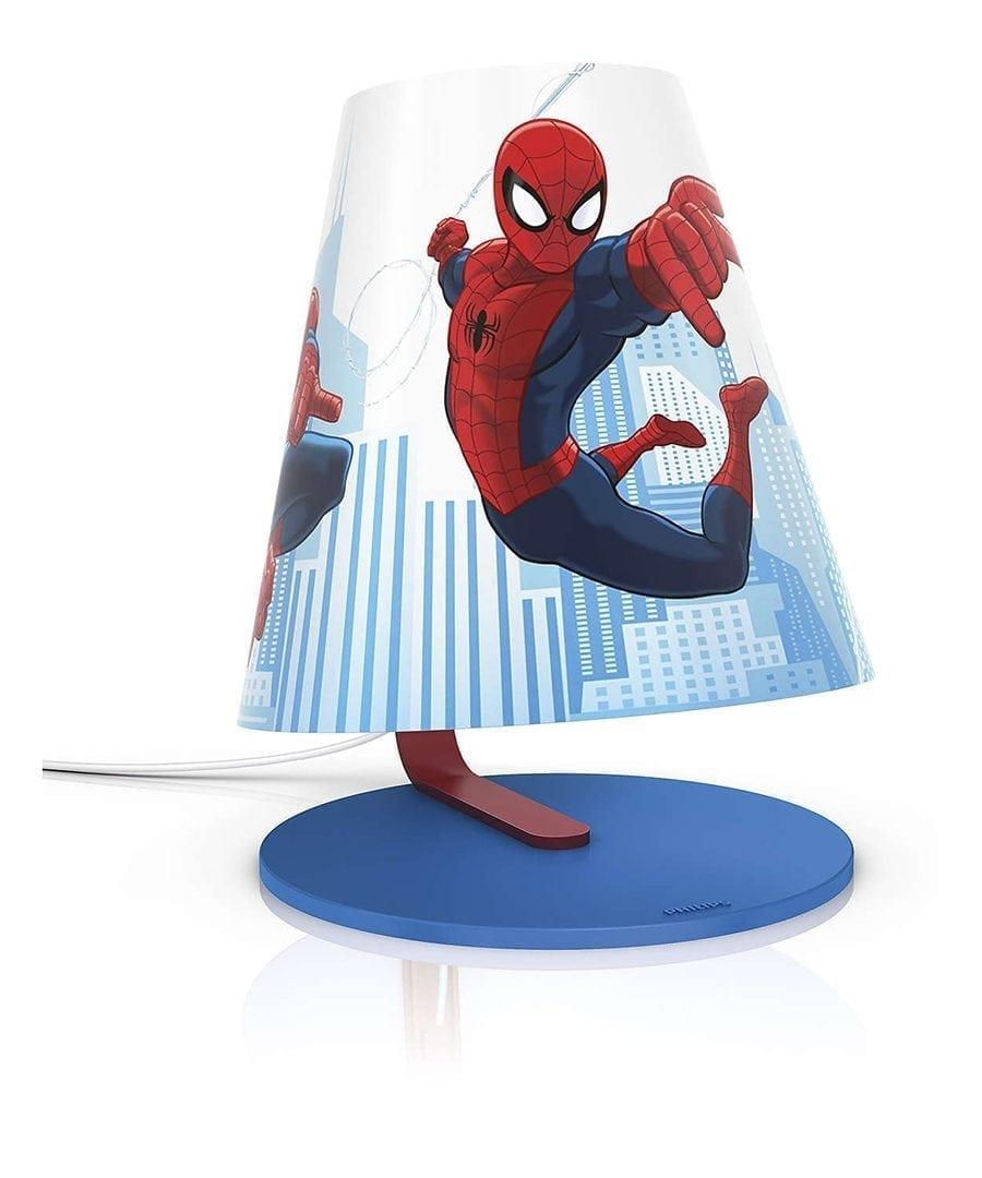 Philips Marvel Spiderman LED Bordlampe-66047