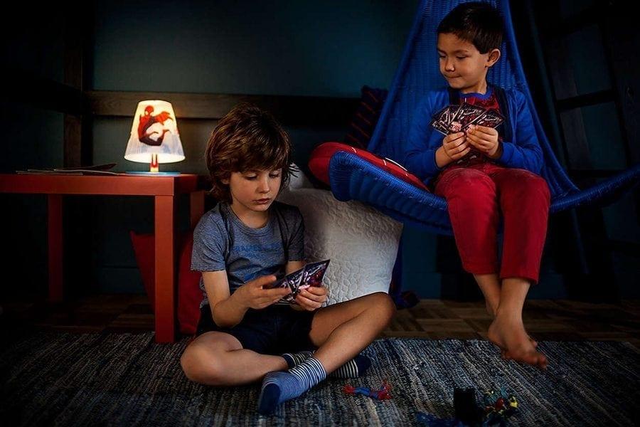 Philips Marvel Spiderman LED Bordlampe-66041
