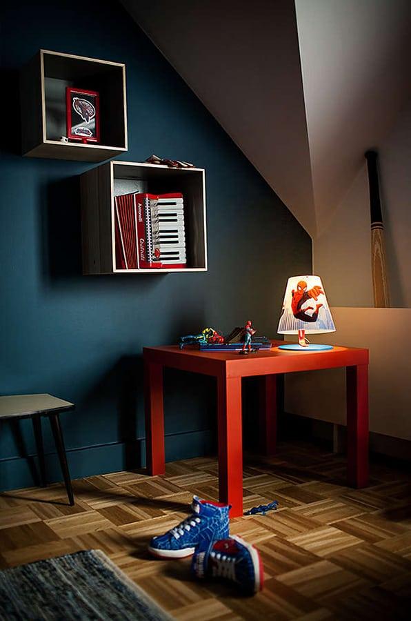 Philips Marvel Spiderman LED Bordlampe-66044