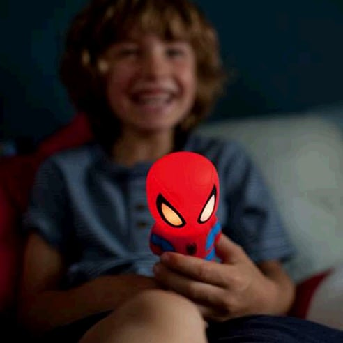 Philips Marvel SoftPal LED Bærbar lampe Spiderman-0