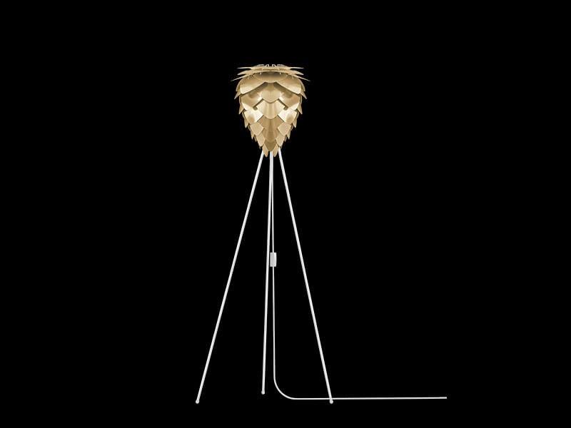 VITA Conia Mini Lampeskjerm Børstet Messing-65828