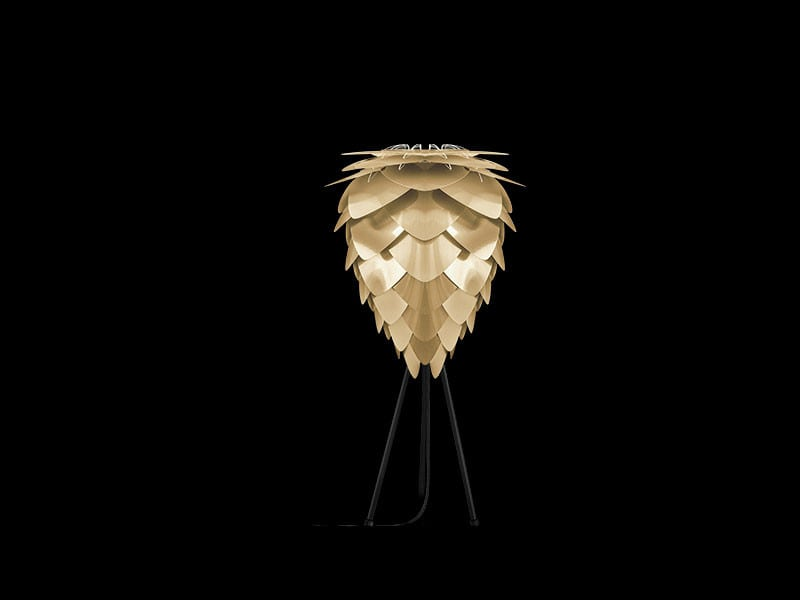 VITA Conia Mini Lampeskjerm Børstet Messing-65823