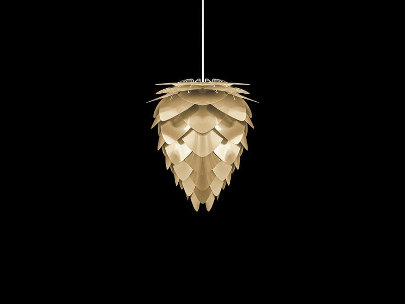 VITA Conia Mini Lampeskjerm Børstet Messing-65826