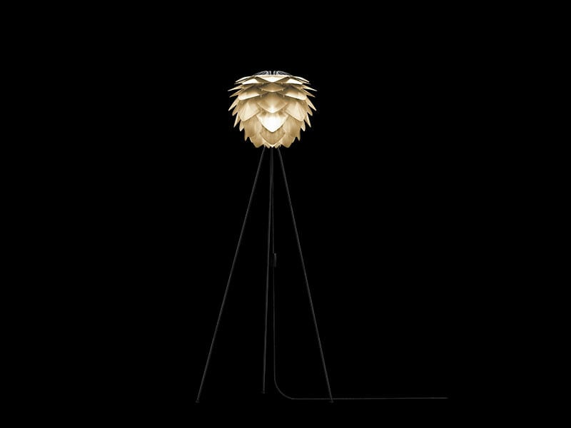 VITA Silvia Mini Lampeskjerm Børstet Messing-65867