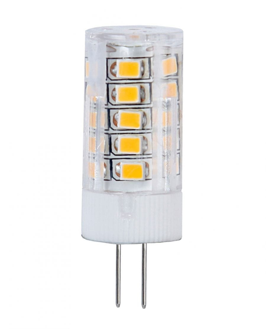 3W (=27W) G4 LED Klar Illumination Pære-0