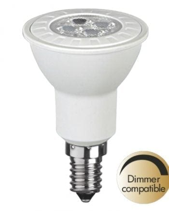 5W (=50W) E14 LED 35° Spotlight Pære Dimbar-0