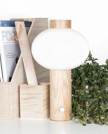 Globen Lighting Copenhagen Ask Bordlampe-0