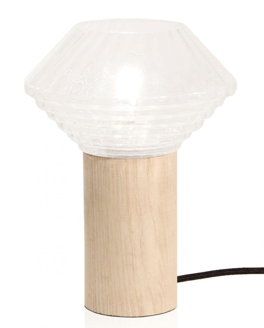 Globen Lighting Edge Klar Bordlampe-0