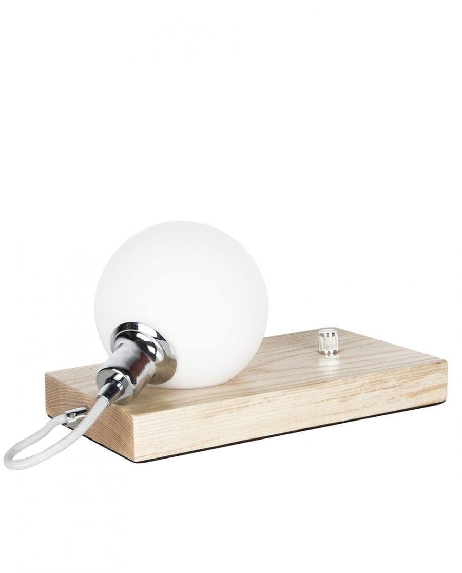 Globen Lighting Orb Ask/Krom Bordlampe-67615