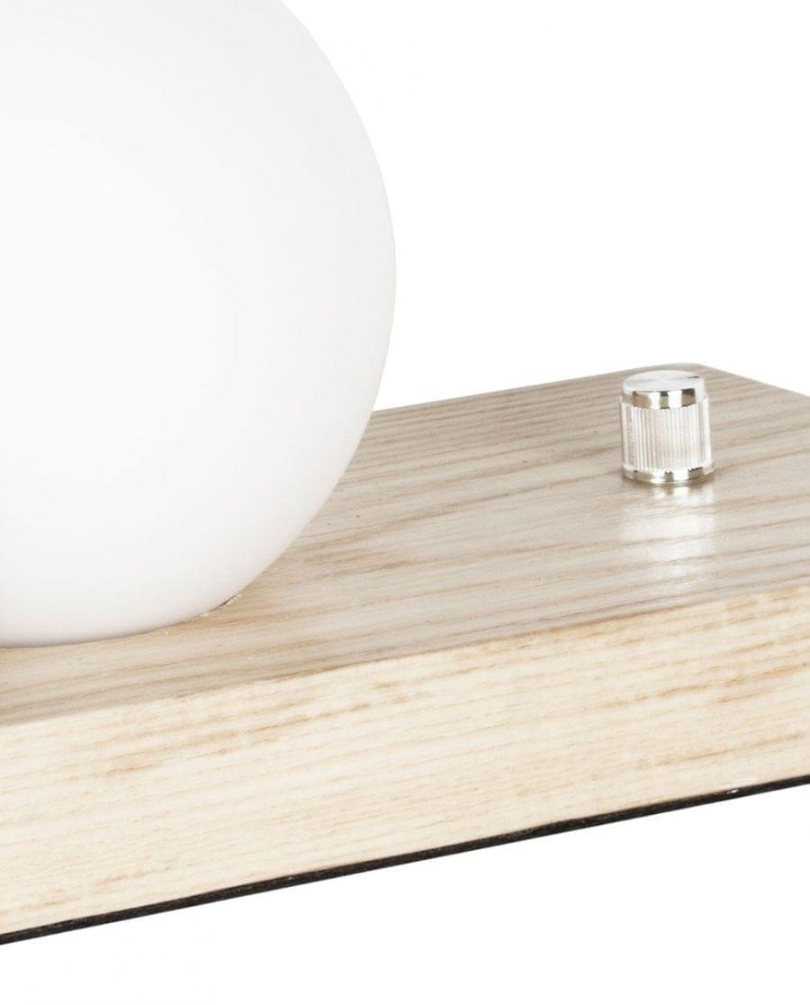 Globen Lighting Orb Ask/Krom Bordlampe-67613
