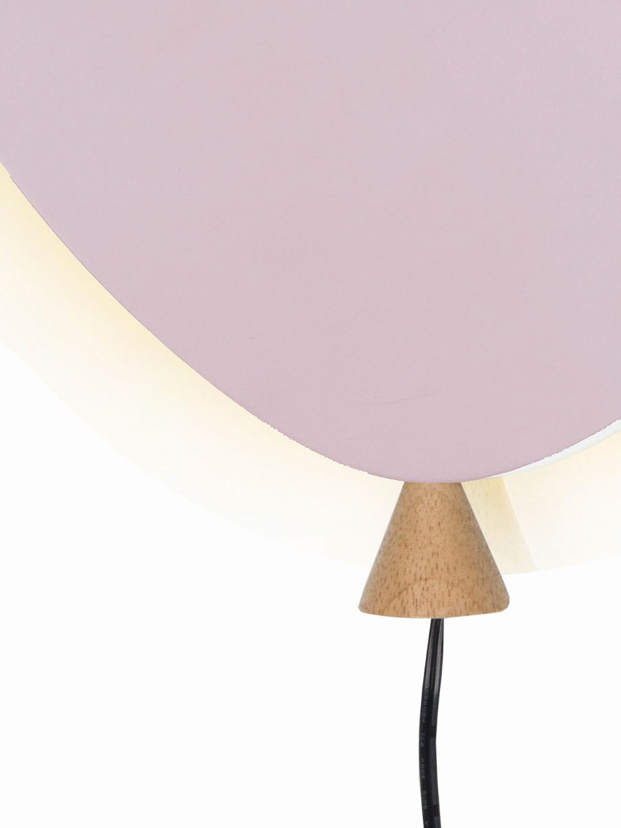 Globen lighting led balloon rosa vegglampe - Globen lighting ...