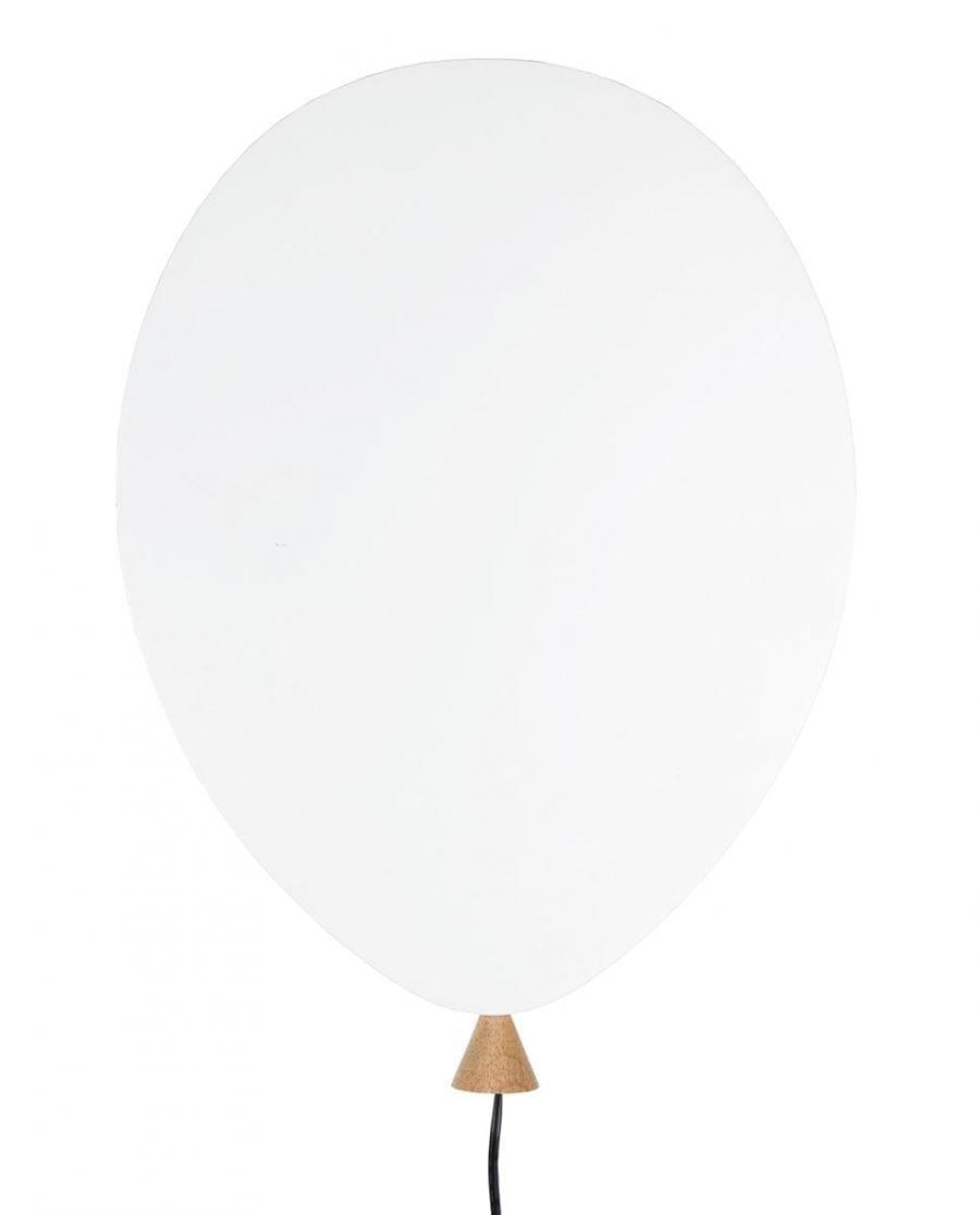 Globen Lighting LED Balloon Hvit Vegglampe-67439