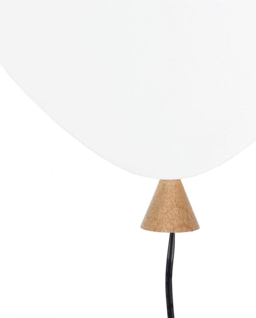 Globen Lighting LED Balloon Hvit Vegglampe-67437