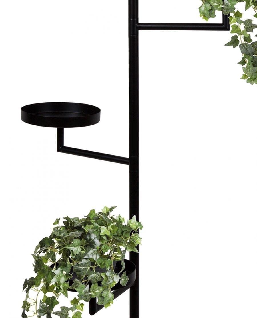 Globen Lighting Astoria Sort Gulvlampe-67513