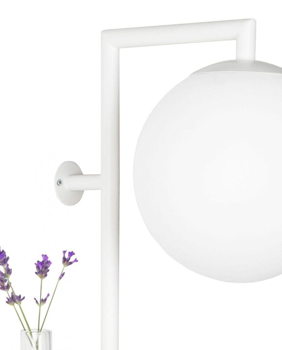 Globen Lighting Astoria Hvit Vegglampe-67457
