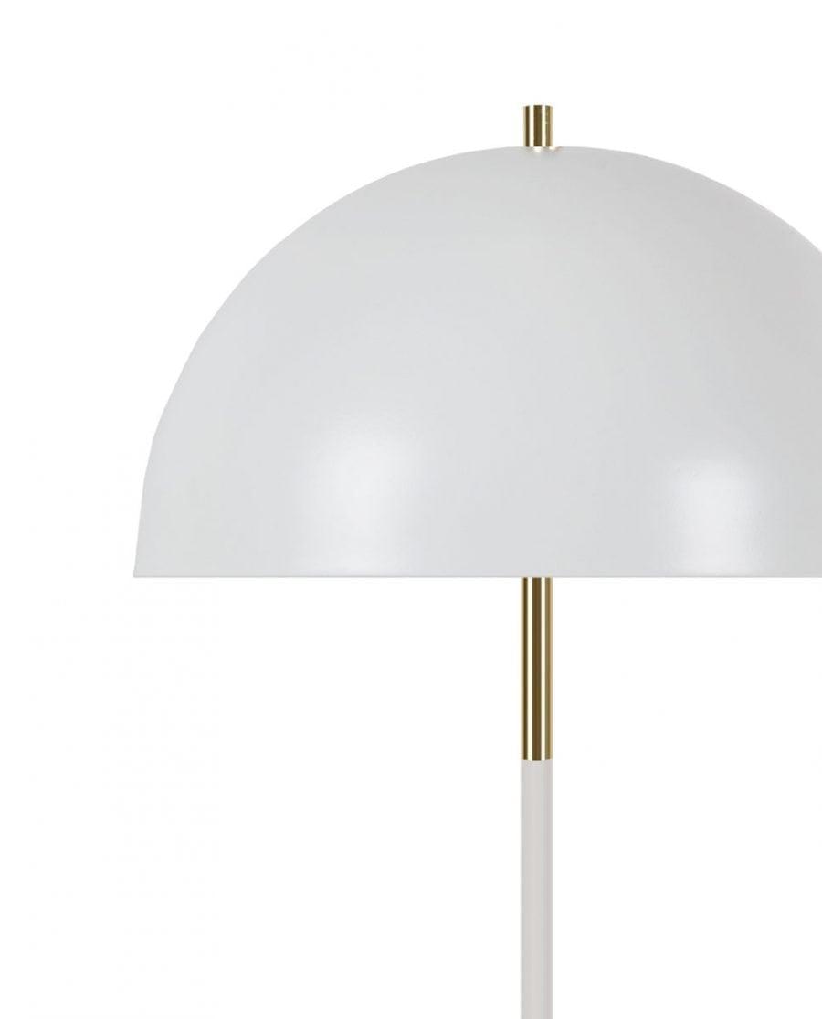 Globen Lighting Butler Hvit Gulvlampe-67630