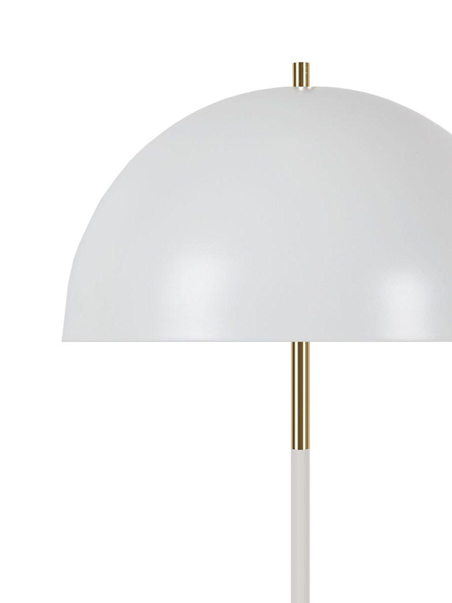 Globen lighting butler hvit gulvlampe - Globen lighting ...