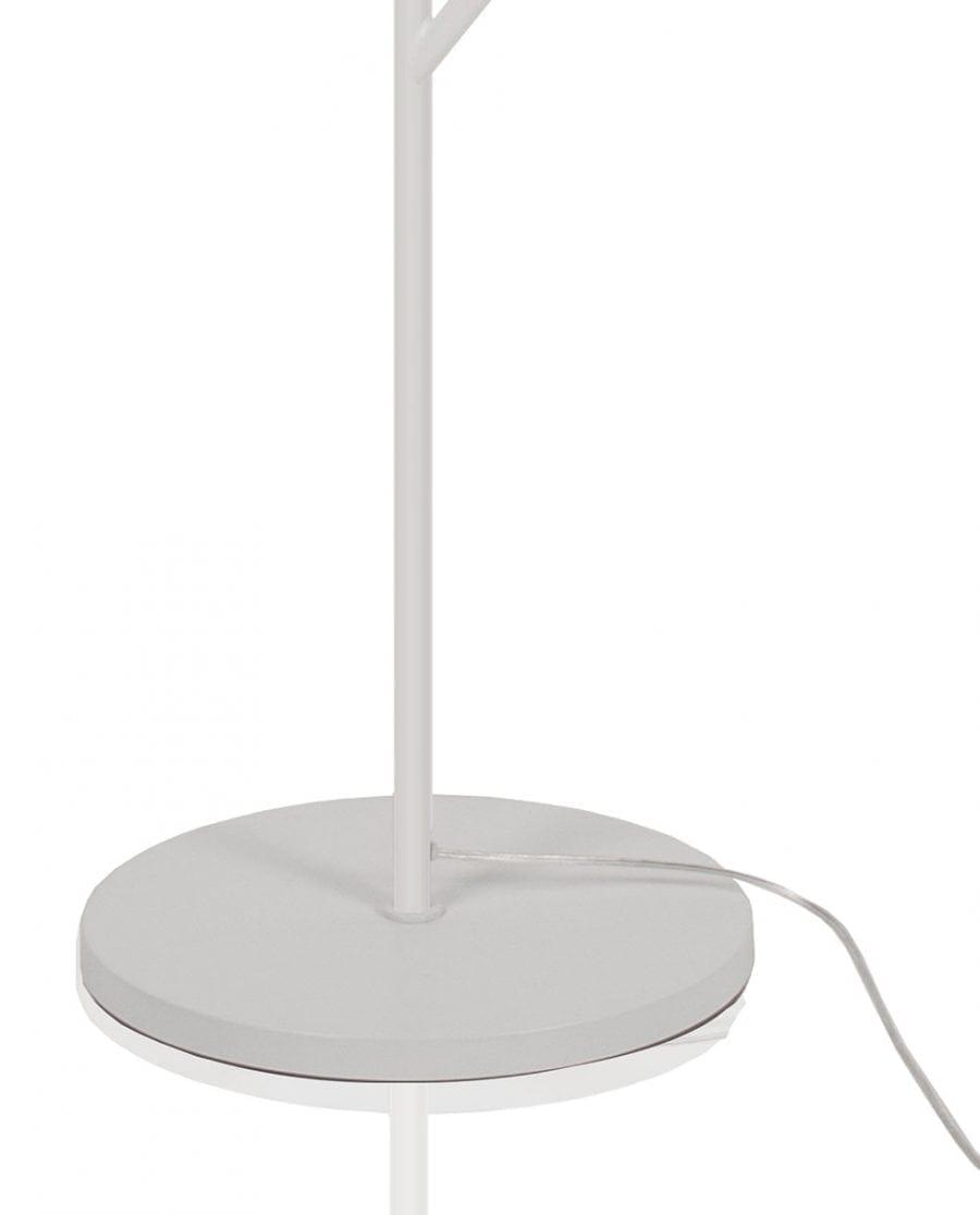 Globen Lighting Butler Hvit Gulvlampe-67629