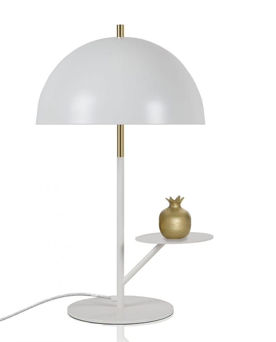 Globen Lighting Butler Hvit Bordlampe-67651