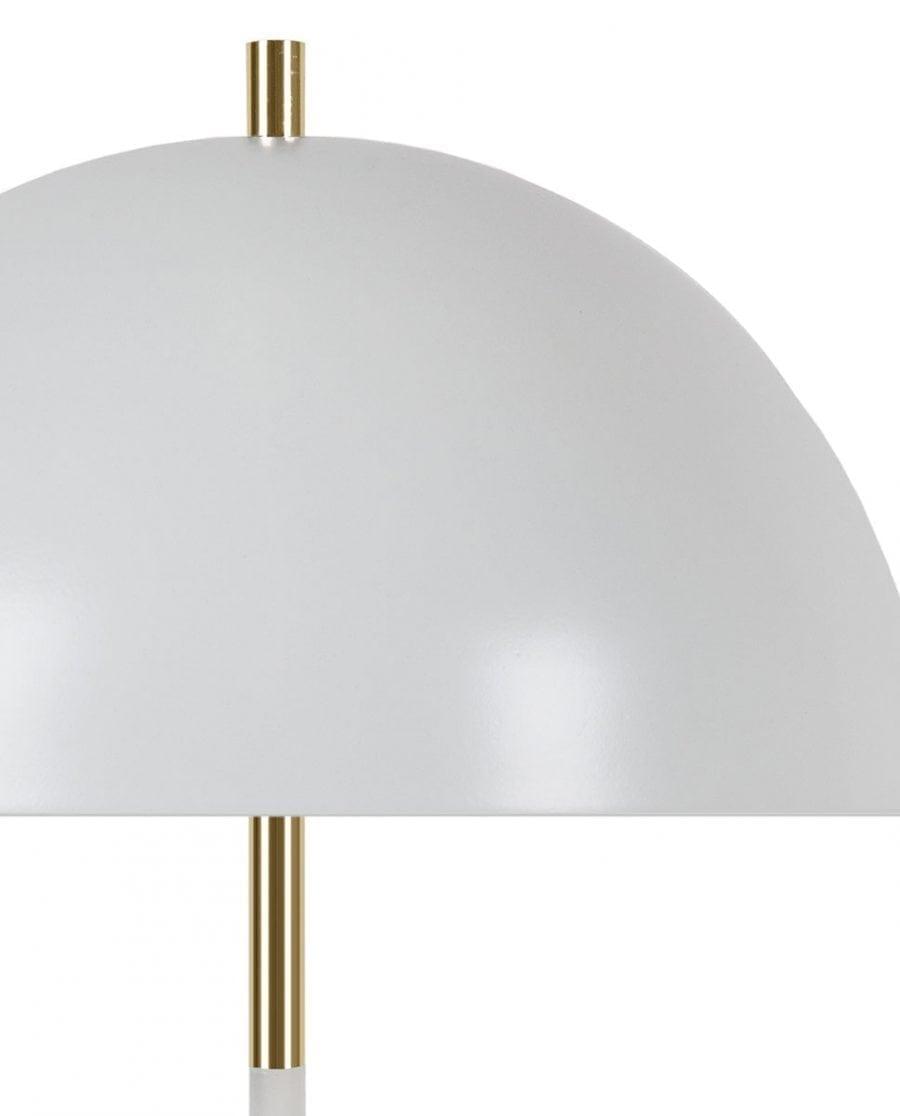 Globen Lighting Butler Hvit Bordlampe-67652