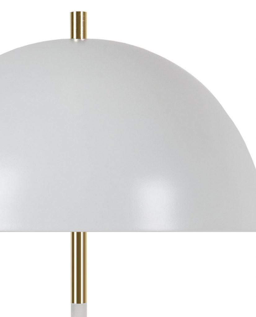 Globen lighting butler hvit bordlampe - Globen lighting ...