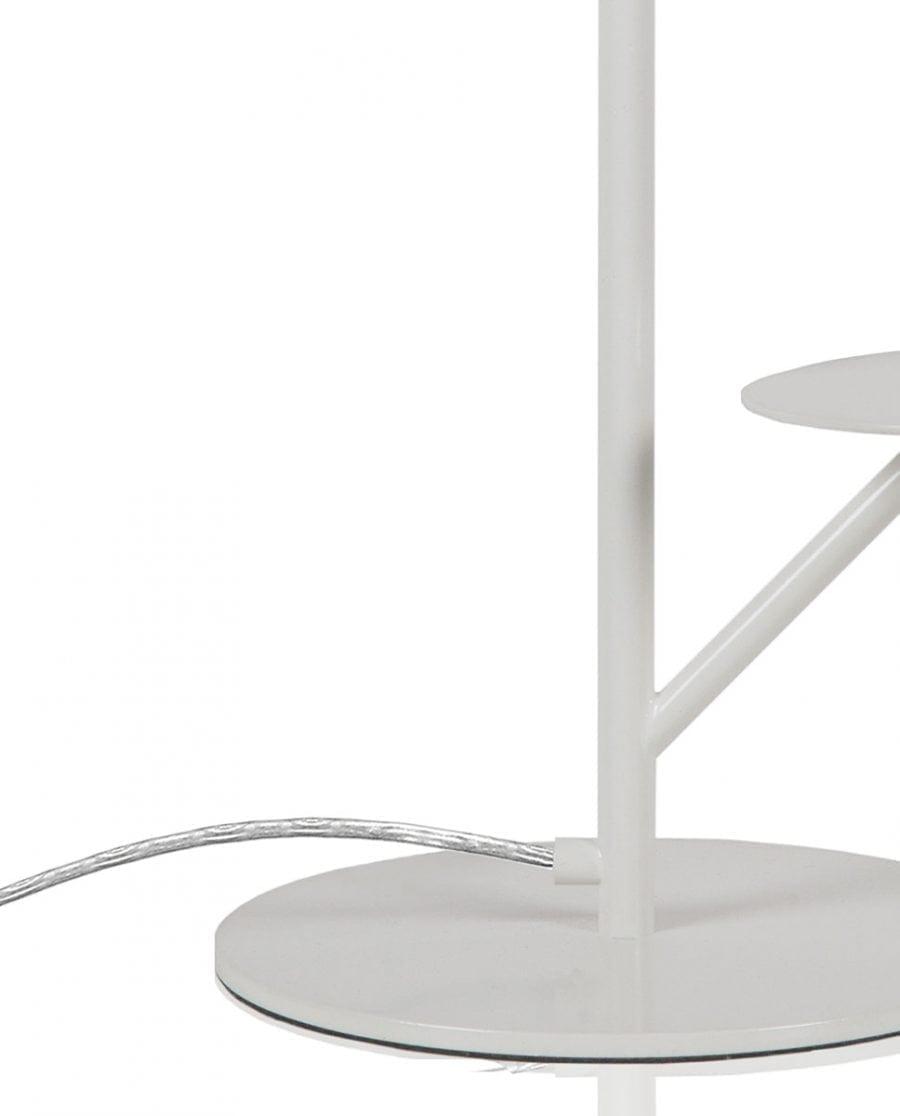 Globen Lighting Butler Hvit Bordlampe-67649