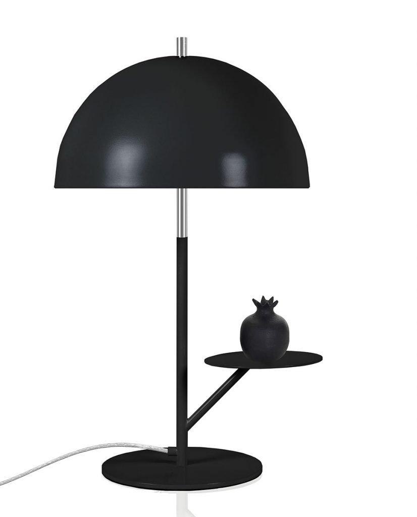 Globen lighting butler sort bordlampe - Globen lighting ...
