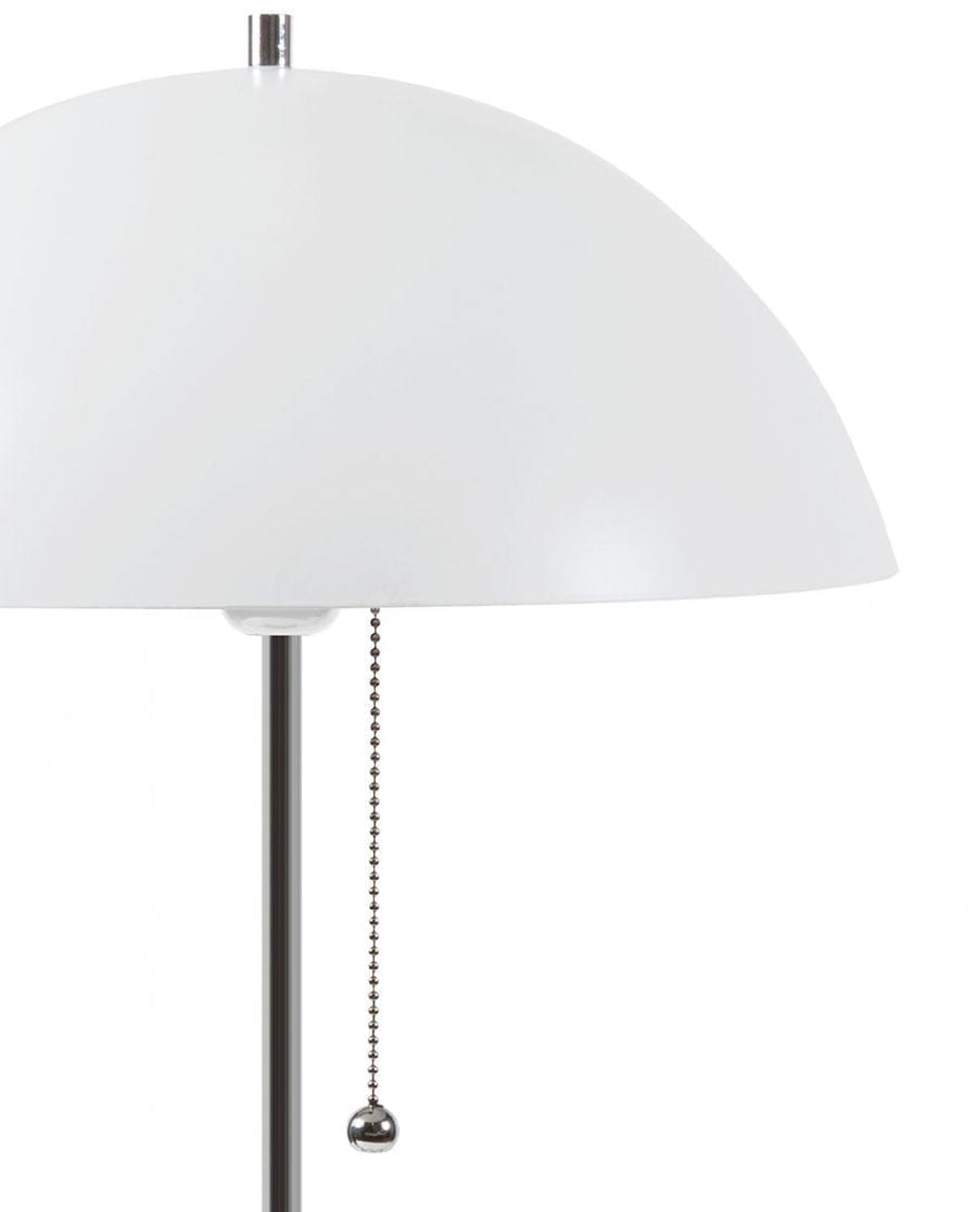 Globen Lighting Sarah Hvit Bordlampe-67669