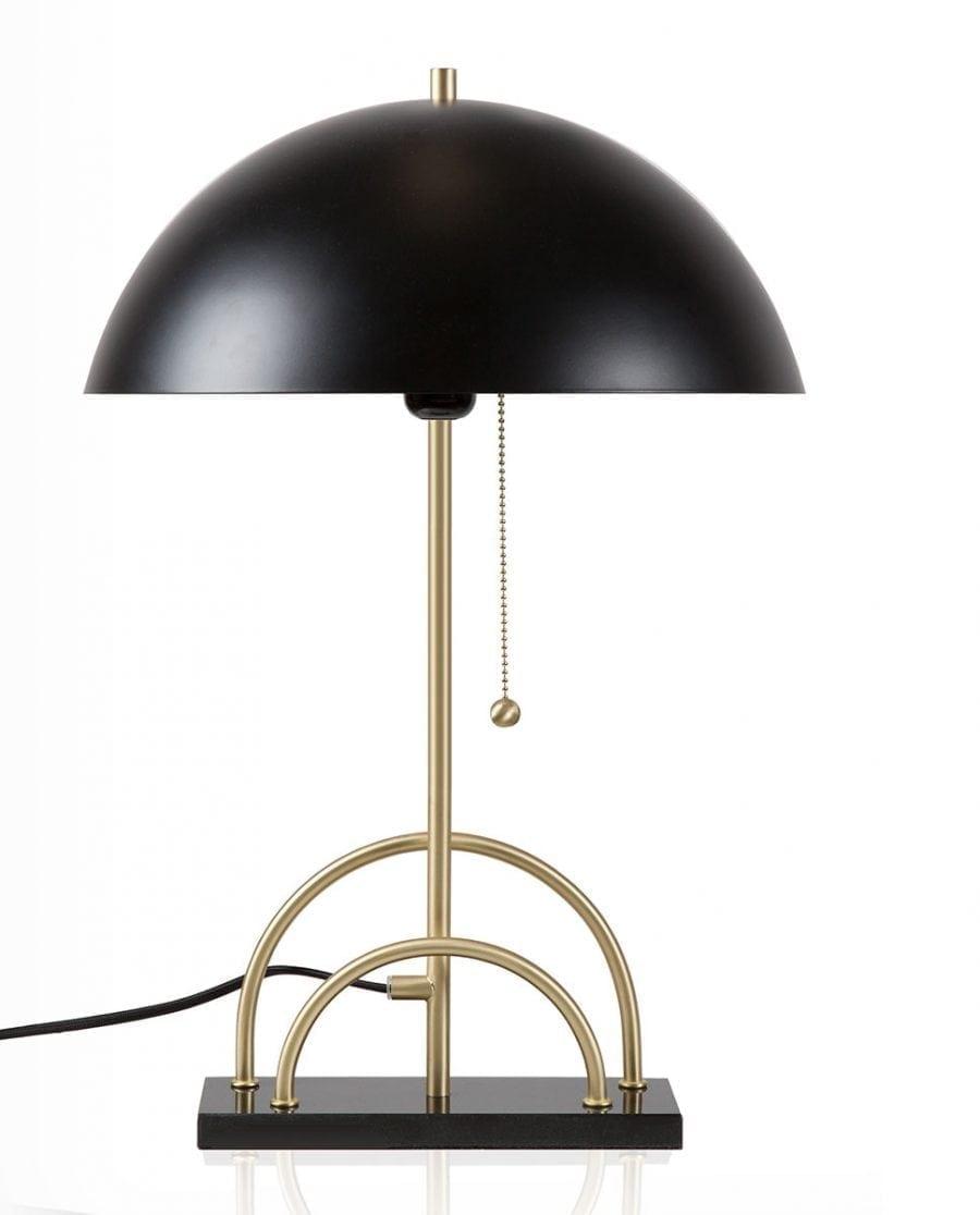 Globen Lighting Sarah Sort Bordlampe-67679