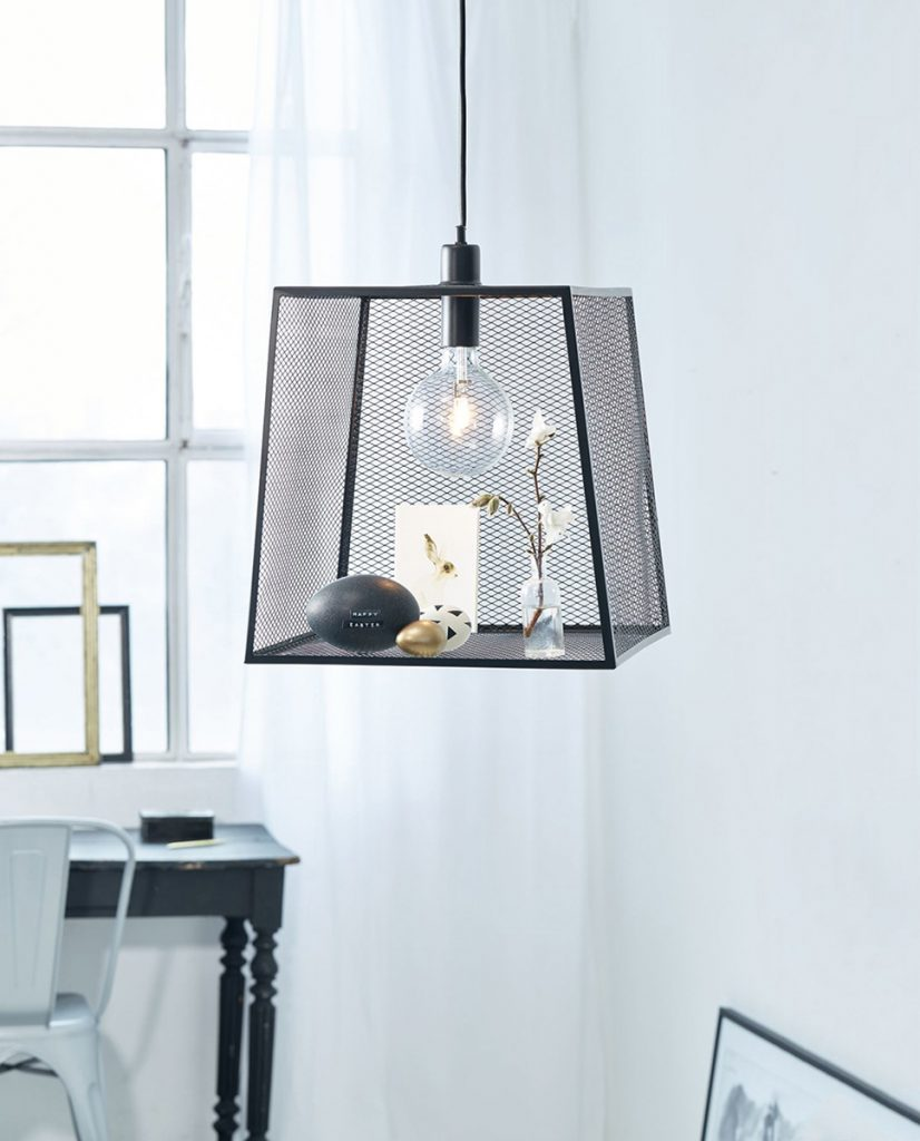 Globen lighting catch matt sort pendel - Globen lighting ...