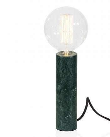 Globen Lighting Marble XL Grønn Bordlampe-0