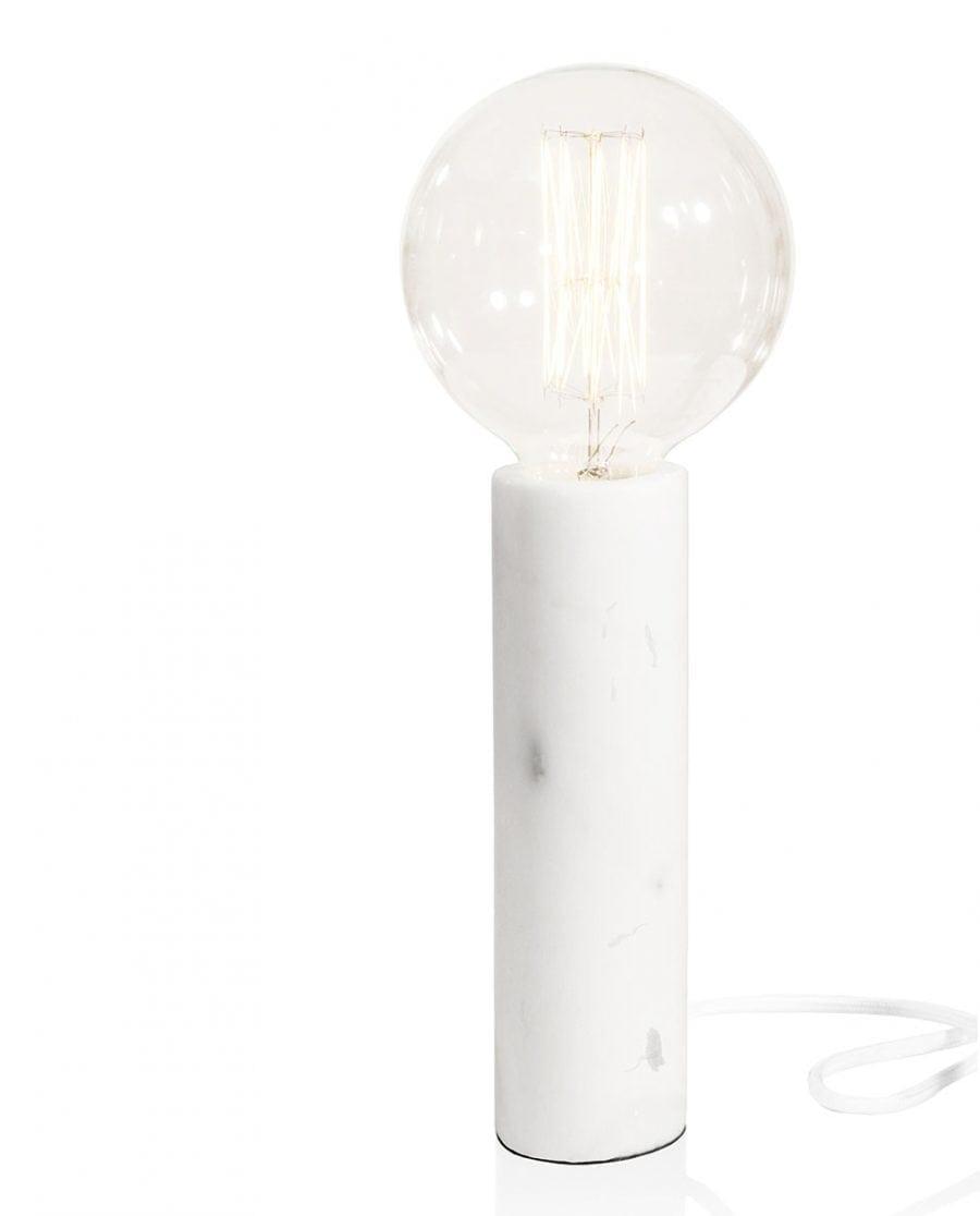 Globen Lighting Marble XL Hvit Bordlampe-67714