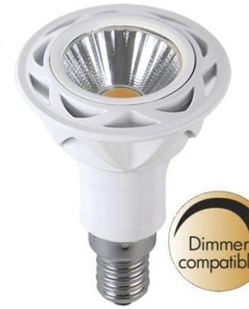 7W 470lm 2700K E14 R50 COB LED Pære Dimbar-0